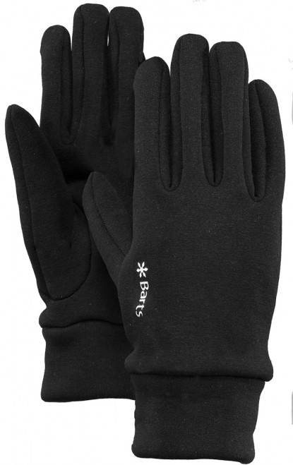 Barts Powerstretch Gloves - black