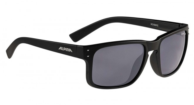 Alpina Kosmic Sonnenbrille, black matt