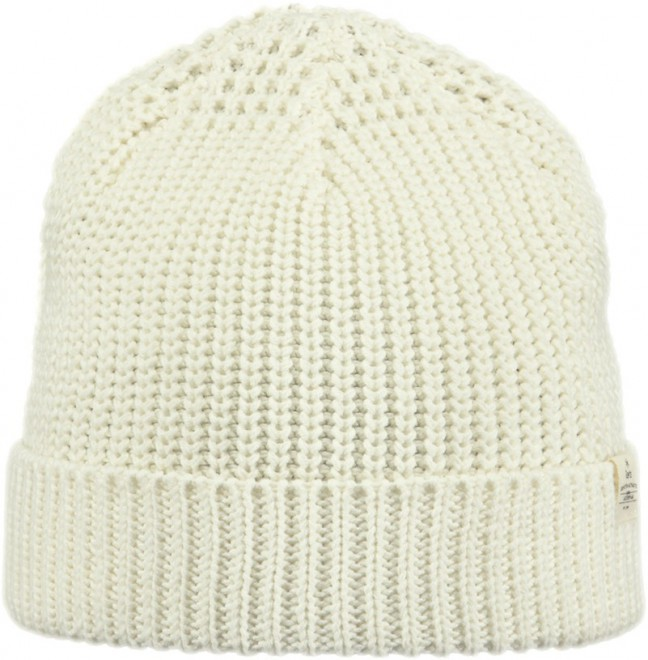 Barts Gabley Beanie - off white one size